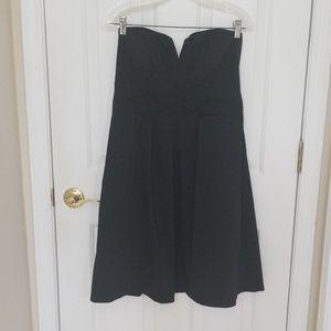WH/BM strapless dress